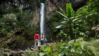 Hiking Tour to 3 Waterfalls in Rincón de la Vieja National Par