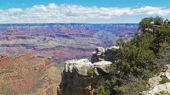 Grand Canyon Overflight & Jeep Tour