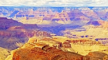 Grand Canyon Tour with Overnight Stay in the Canyon