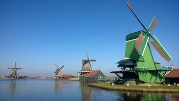 Guided Zaanse Schans Tour with Admission Fees