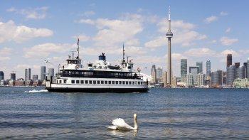 Small-Group Tour of CN Tower, Casa Loma & Toronto Harbour Cruise