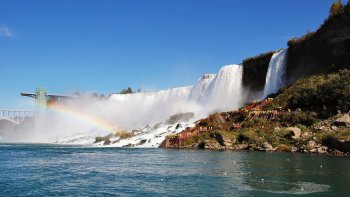 Niagara Falls from Both Sides Full Day Tour