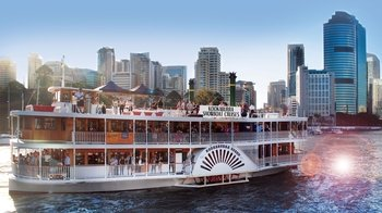 Brisbane River Kookaburra Showboat High Tea Cruise