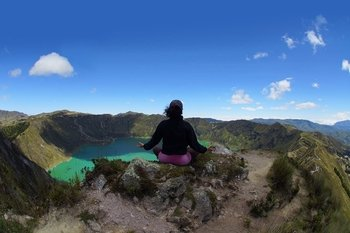 Quilotoa Lagoon Full-Day Tour