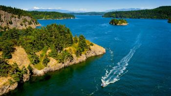Seaplane Tour from Friday Harbor