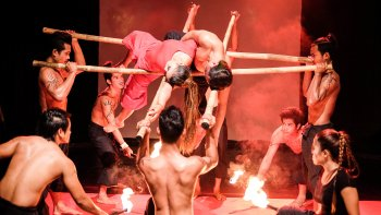 Phare, the Cambodian Circus Show Admission