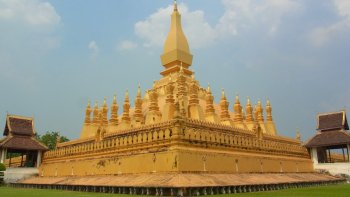 Private Full-Day Vientiane Bicycle Tour