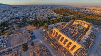 Skip-the-Line: Acropolis Sunset Tour