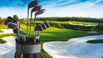 Golf Clubs and Equipment Hire