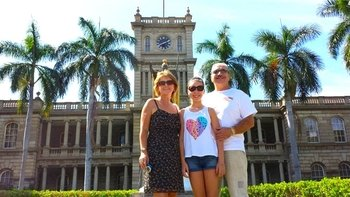 Guided Hawaii Five-O Tour