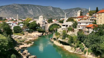 Day Trip to Mostar & Medjugorje from Split or Trogir
