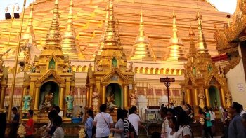 Private Half-Day Tour of the Highlights of Yangon