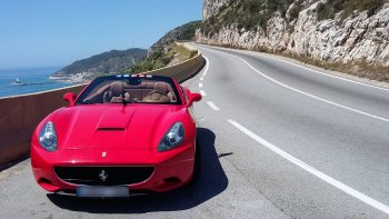 Ferrari Driving Experience: Sitges & the Coast