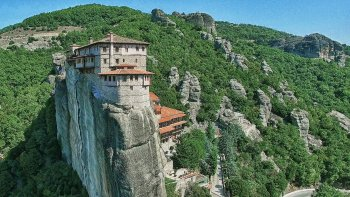 Panoramic Meteora & Holy Monasteries Tour