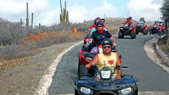 Natural Pool ATV Tour