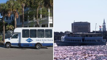Historic City Landmarks Tour & Harbor Cruise