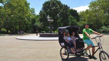 Ver la ciudad,City tours,Tour Central Park,Central Park,Bicitaxi