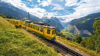Eiger & Alpine Glaciers Full-Day Tour