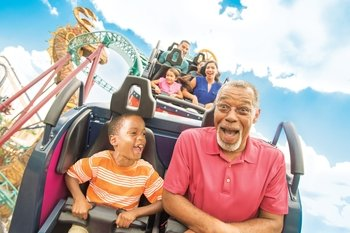 Busch Gardens Tampa Single-Day Admission