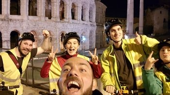 Rome by Night -Segway-kierros