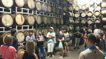 Midtown Whiskey Distillery & Brewery Tour