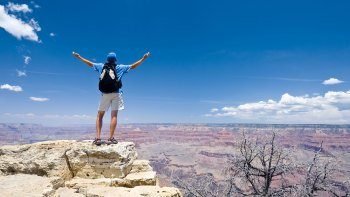 Deluxe Grand Canyon South Rim Tour via Luxury Limo