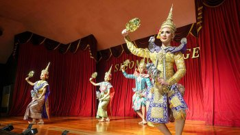 Thai Dinner & Classical Dance at Silom Village