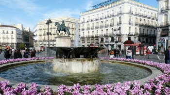 Bus Tour of Madrid with the Royal Palace