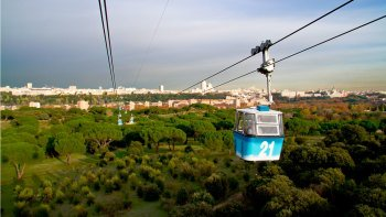 Panoramic Tour with Cable Car Ride