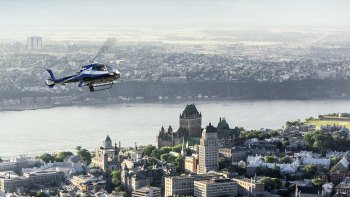 City Sights & Beyond Helicopter Tour