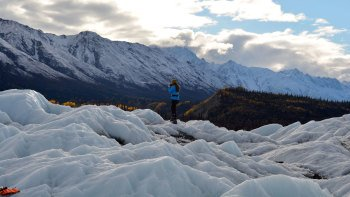 Private Matanuska Glacier Ice Trek Tour
