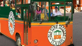 Nashville Old Town Trolley Hop-On Hop-Off City Tour