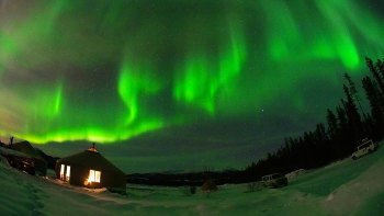 Aurora Borealis Viewing Tour
