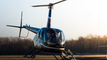 Introductory Helicopter Flight Lesson