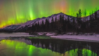 Evening Aurora Borealis Photography Tour