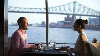 Gourmet 5-course Dinner Cruise