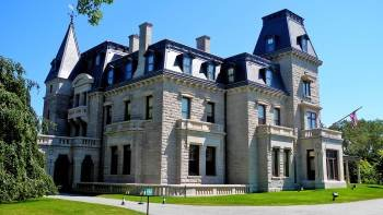 Ten Mile Drive: Majestic Mansion Tour