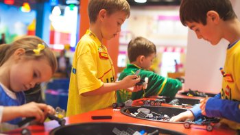 LEGOLAND® Discovery Center in Auburn Hills