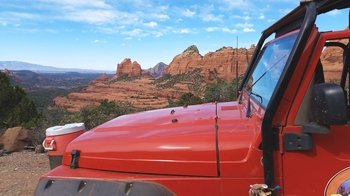 Jeep Tour of Sedona Red Rocks