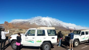4-Wheel-Drive Jeep Tour of Teide National Park