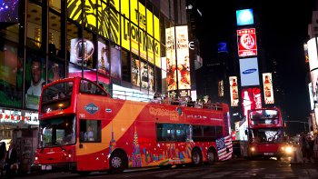 Shop, Hop & Top of the City 4-Day Tour Package