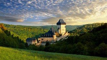 ,Visitar el Castillo de Karlstejn