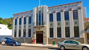 Napier Art Deco Self- Guided Audio Walking Tour