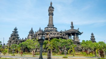 Private Denpasar City Tour, Sunset Kecak Dance & Barbecue Dinner
