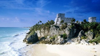 Tulum & Cenote Half-Day Tour