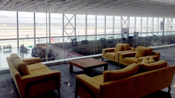 Comfort International Lounge at Milas-Bodrum Airport (BJV)
