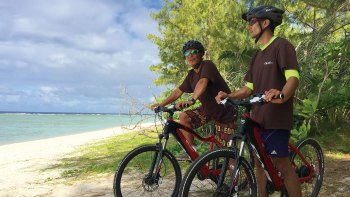 Biking & Hiking Adventure to the Guam National Wildlife Refuge
