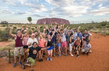 3-Day Uluru & Kings Canyon Camping Tour