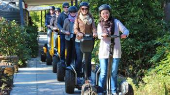 Segway Adventure at the Balgownie Vineyard & Spa Resort