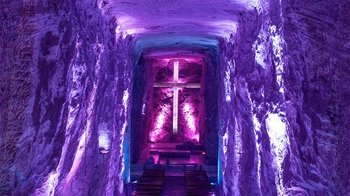 Guided Salt Cathedral & Lake Guatavita Tour
